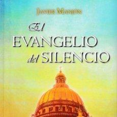 Libros: EL EVANGELIO DEL SILENCIO (JAVIER MANJÓN) GLYPHOS 2019. Lote 157860522