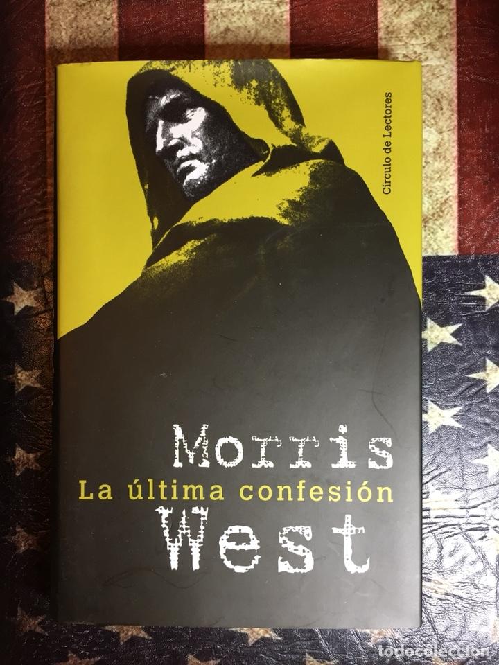 LA ÚLTIMA CONFESIÓN (Libros Nuevos - Literatura - Narrativa - Novela Negra y Policíaca)