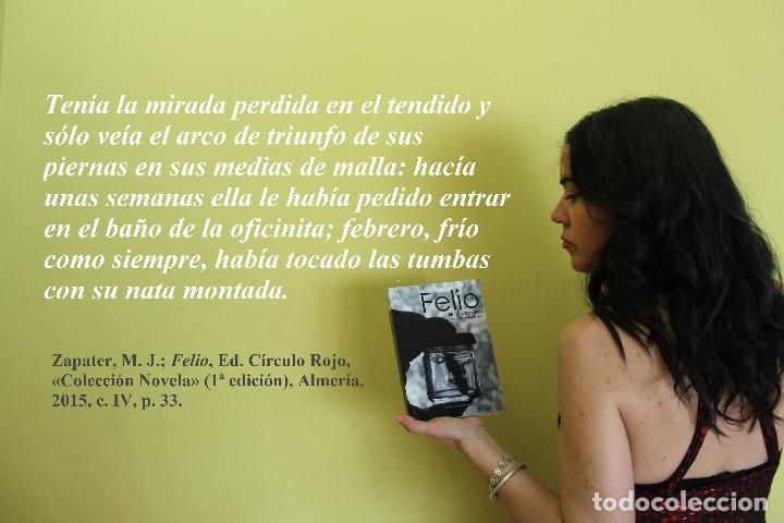 Libros: Ocho onzas de gresite chocolate y la novela negra de M. J. Zapater - Foto 6 - 159655282