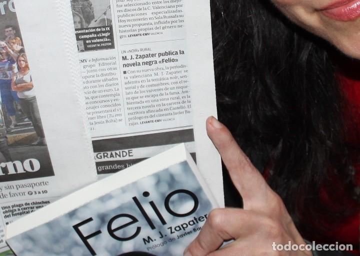 Libros: Ocho onzas de gresite chocolate y la novela negra de M. J. Zapater - Foto 10 - 159655282