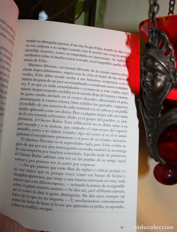 Libros: Ocho onzas de gresite chocolate y la novela negra de M. J. Zapater - Foto 12 - 159655282
