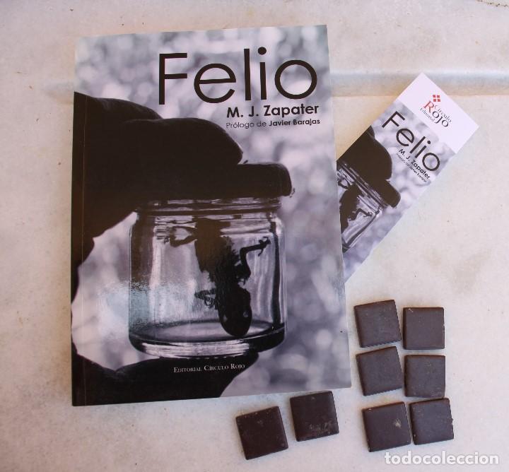 Libros: Ocho onzas de gresite chocolate y la novela negra de M. J. Zapater - Foto 13 - 159655282