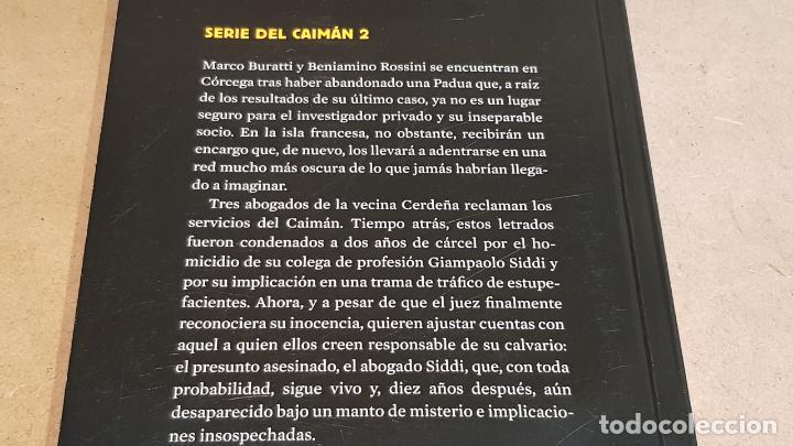 Libros: EL MISTERIO DE MANGIABARCHE / MASSIMO CARLOTTO / ED: DEBOLSILLO-2018 / NUEVO. - Foto 2 - 160470746