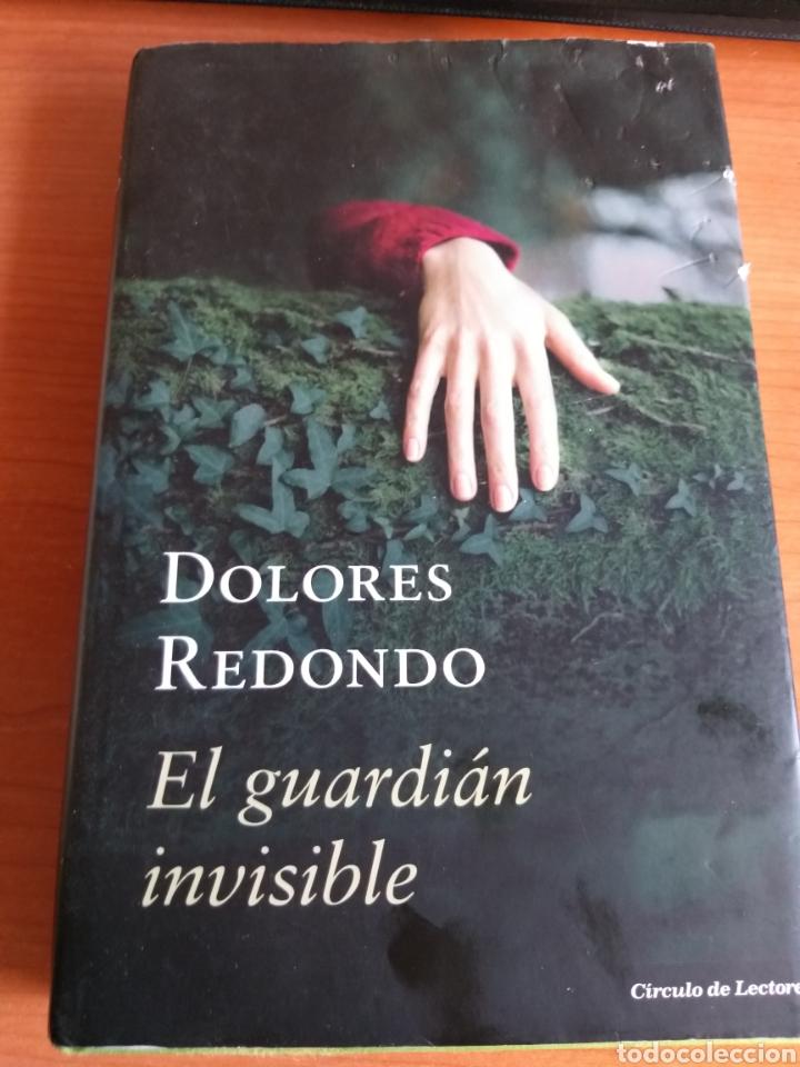 EL GUARDIA INVISIBLE. DOLORES REDONDO (Libros Nuevos - Literatura - Narrativa - Novela Negra y Policíaca)