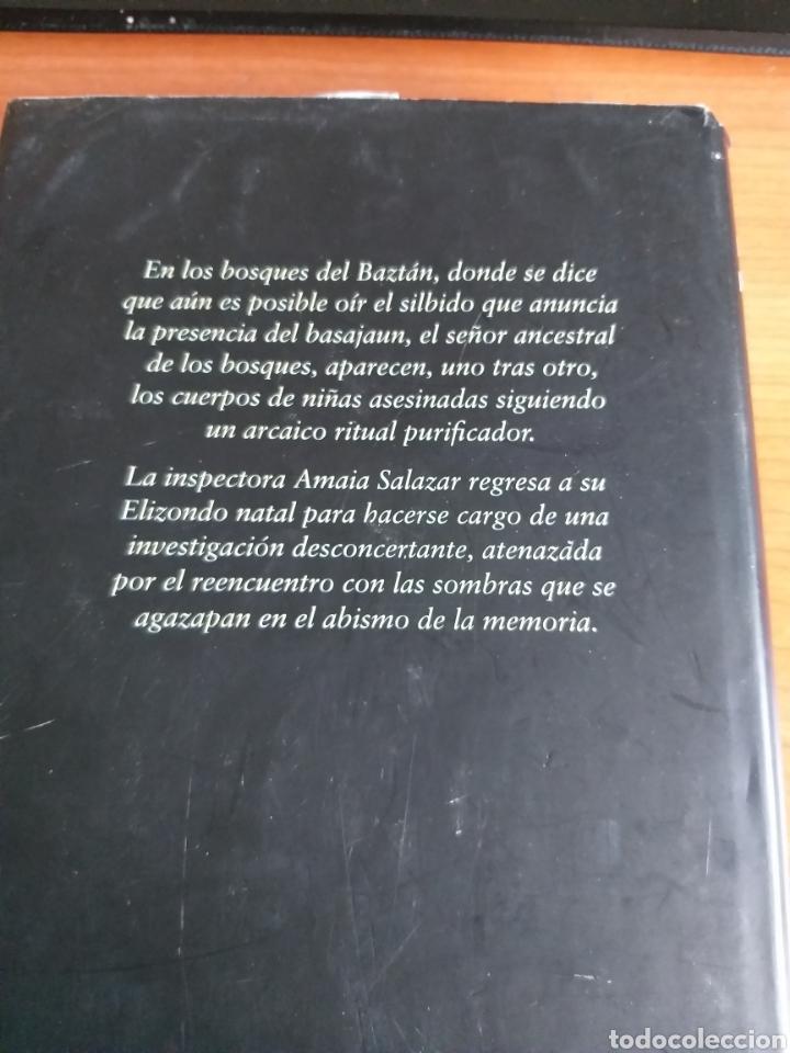 Libros: El guardia invisible. Dolores Redondo - Foto 2 - 169824810