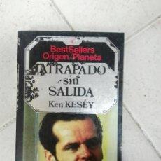 Libros: LIBRO KEN KESEY ATRAPADO SIN SALIDA. Lote 170033336
