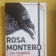 Libros: LIBRO / LOS TIEMPOS DEL ODIO - ROSA MONTERO. Lote 172905352