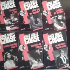 Libros: JAMES HADLEY CHASE . Lote 173451693