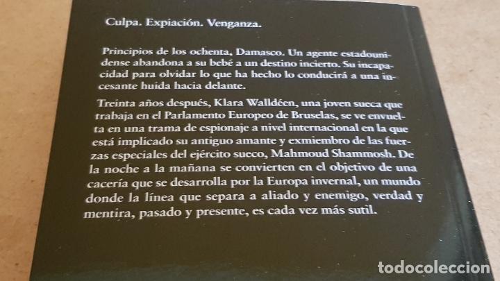 Libros: EL NADADOR / JOAKIM ZANDER / COLECCIÓN THRILLER / NUEVO - Foto 2 - 227989880