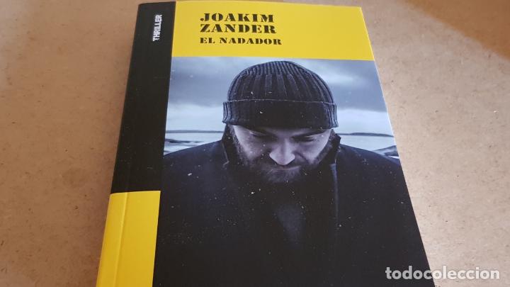 EL NADADOR / JOAKIM ZANDER / COLECCIÓN THRILLER / NUEVO (Libros Nuevos - Literatura - Narrativa - Novela Negra y Policíaca)