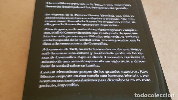 Libros: EL JARDÍN OLVIDADO / KATE MORTON / COLECCIÓN THRILLER / NUEVO - Foto 2 - 173926539