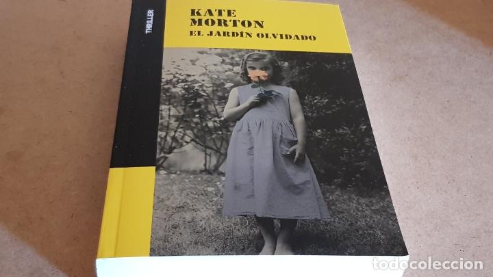 EL JARDÍN OLVIDADO / KATE MORTON / COLECCIÓN THRILLER / NUEVO (Libros Nuevos - Literatura - Narrativa - Novela Negra y Policíaca)