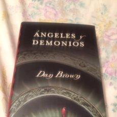 Libros: ANGELES Y DEMONIOS. Lote 174986912