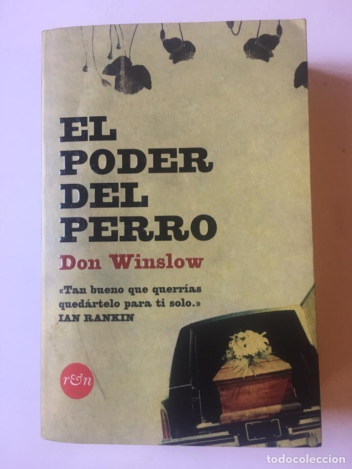 EL PODER DEL PERRO DE DON WINSLOW (Libros Nuevos - Literatura - Narrativa - Novela Negra y Policíaca)