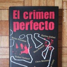 Libros: EL CRIMEN PERFECTO - VARIOS AUTORES. Lote 177108413