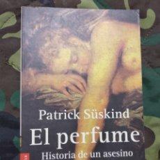 Libros: EL PERFUME HISTORIA DE UN ASESINO. Lote 177617904