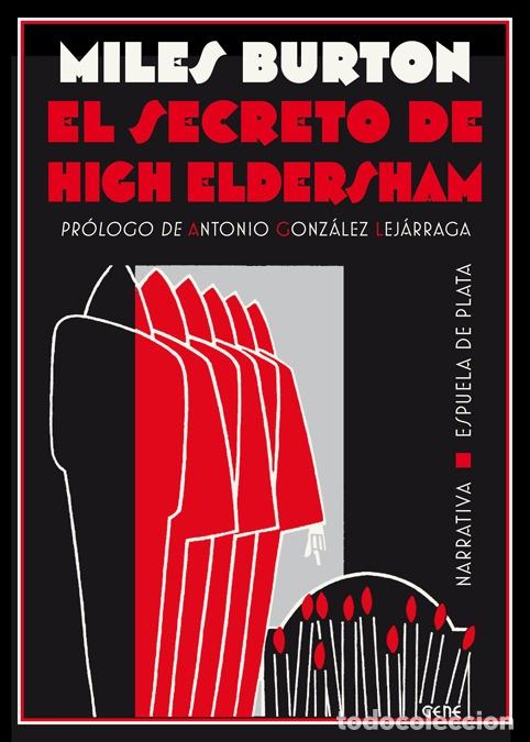 EL SECRETO DE HIGH ELDERSHAM. MILES BURTON.-NUEVO (Libros Nuevos - Literatura - Narrativa - Novela Negra y Policíaca)