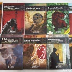 Libros: LOTE CONAN DOYLE 10 TÍTULOS. NUEVOS. Lote 182855750