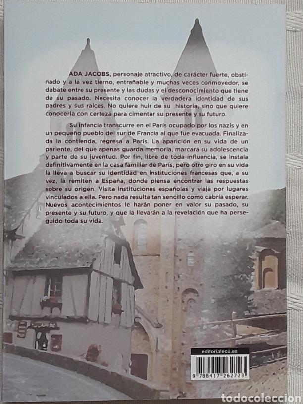 Libros: Ada Jacobs. Milagros del Vas. In 4º Rustica solapas. Cacia Sf - Foto 2 - 189345425