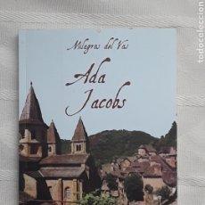 Libros: ADA JACOBS. MILAGROS DEL VAS. IN 4º RUSTICA SOLAPAS. CACIA SF. Lote 189345425