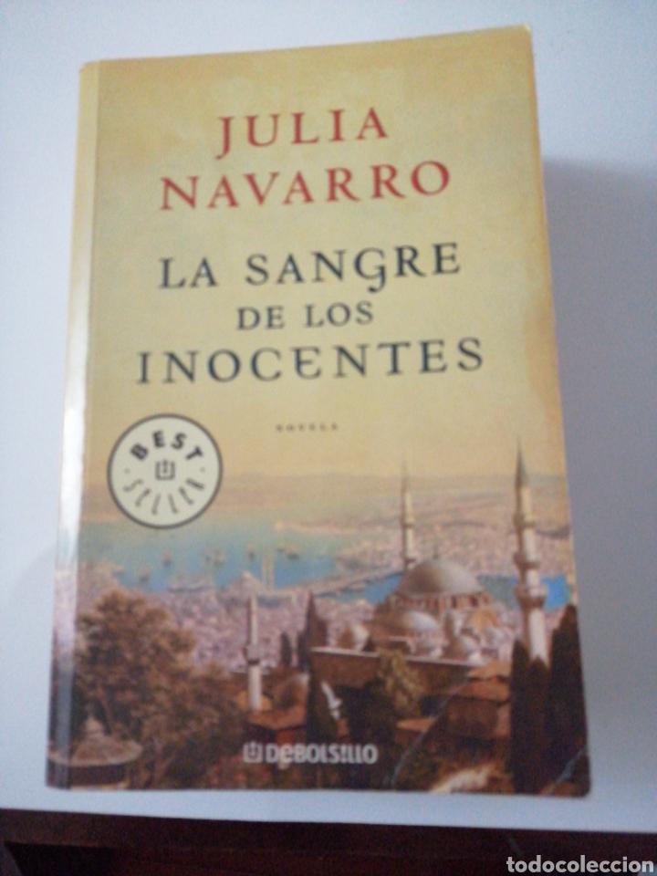 LA SANGRE DE LOS INOCENTES (Libros Nuevos - Literatura - Narrativa - Novela Negra y Policíaca)