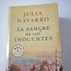 Libros: LA SANGRE DE LOS INOCENTES. Lote 191734002