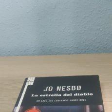 Libros: LIBRO LA ESTRELLA DEL DIABLO JO NESBO. Lote 192884751