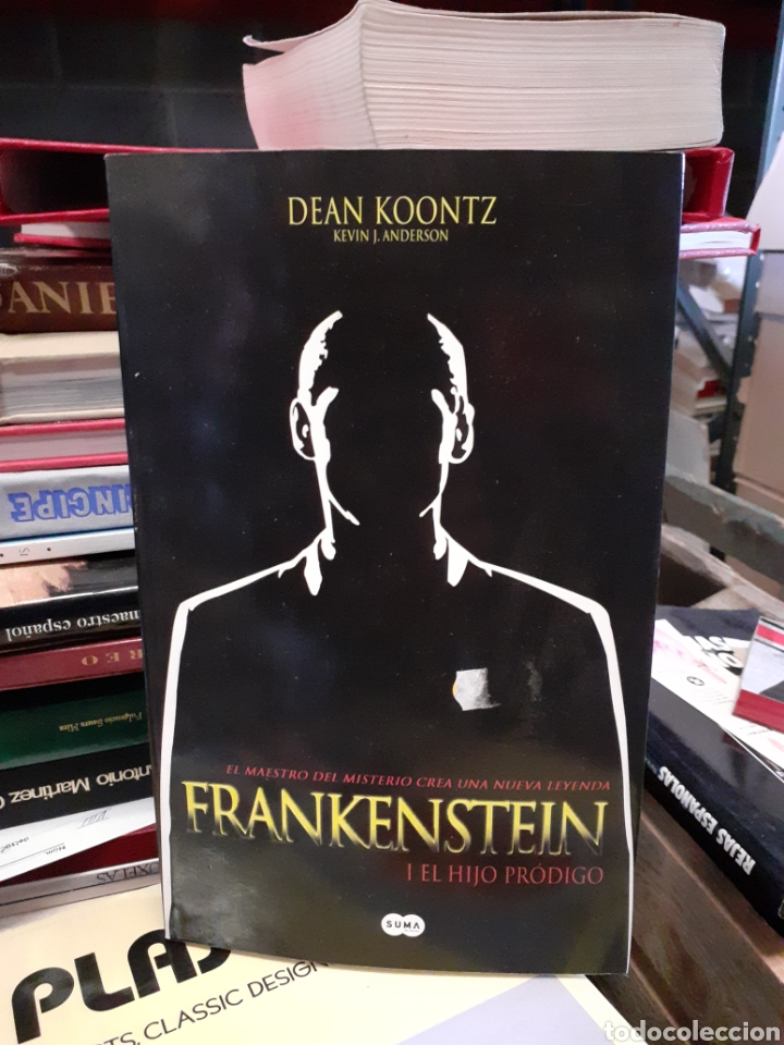 DEAN KOONTZ-FRANKENTEIN Y EL HIJO PRÓDIGO (Libros Nuevos - Literatura - Narrativa - Novela Negra y Policíaca)