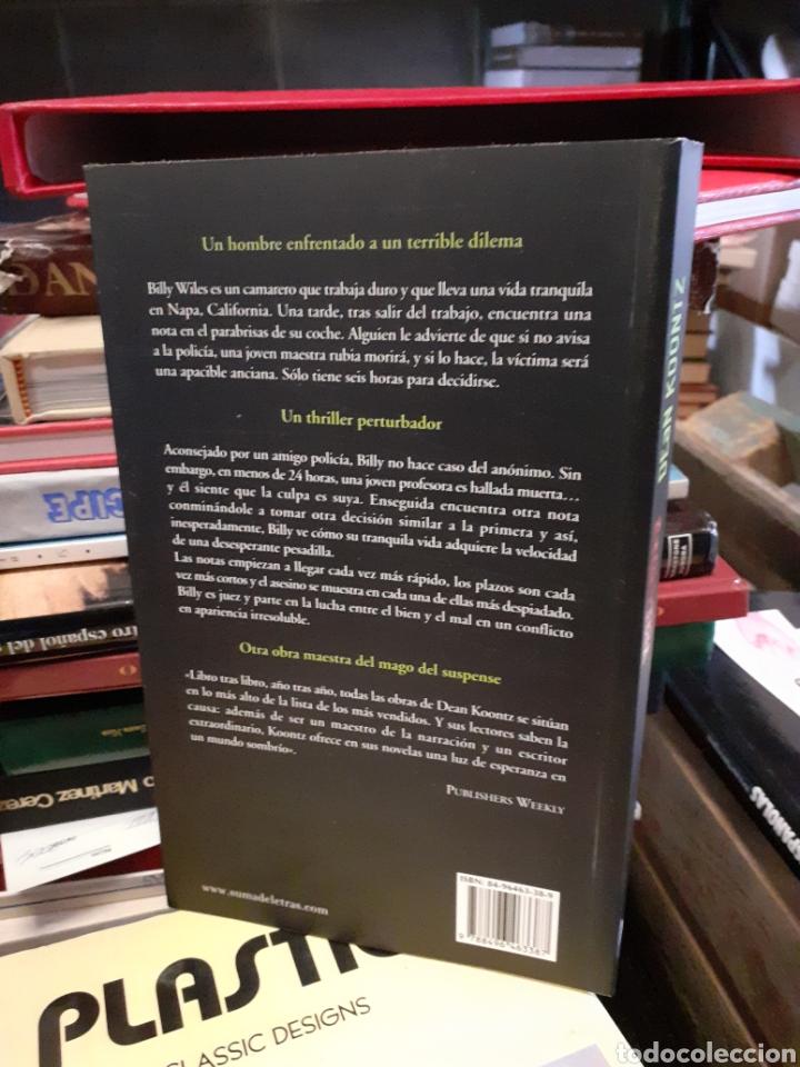 Libros: DEAN KOONTZ-VELOCIDAD - Foto 2 - 193907112