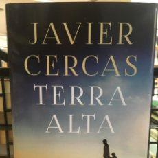 Libros: TERRA ALTA. JAVIER CERCAS. Lote 194111915