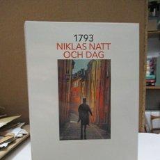 Libros: NATT OCH DAG, NIKLAS. - 1793.. Lote 194611732