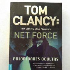 Libros: PRIORIDADES OCULTAS/TOM CLANCY. Lote 194977761