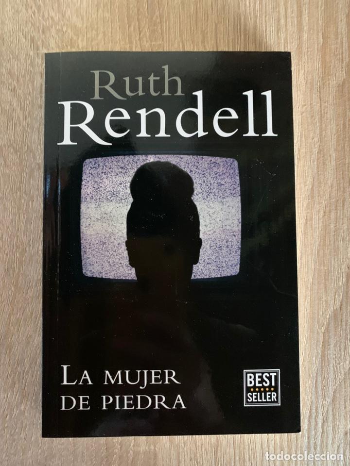 RUTH RENDELL LA MUJER DE PIEDRA - NUEVO (Libros Nuevos - Literatura - Narrativa - Novela Negra y Policíaca)