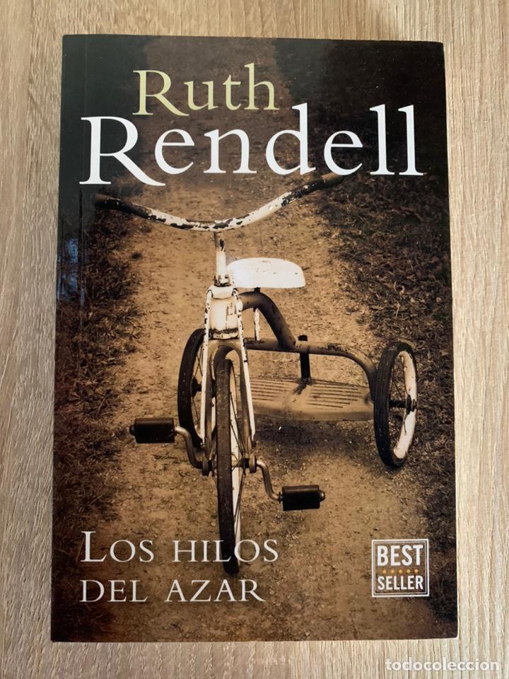 RUTH RENDELL - LOS HILOS DEL AZAR - NUEVO (Libros Nuevos - Literatura - Narrativa - Novela Negra y Policíaca)
