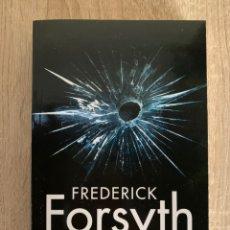 Libros: LA LISTA DE FREDERICK FORSYTH - NUEVO. Lote 195363603