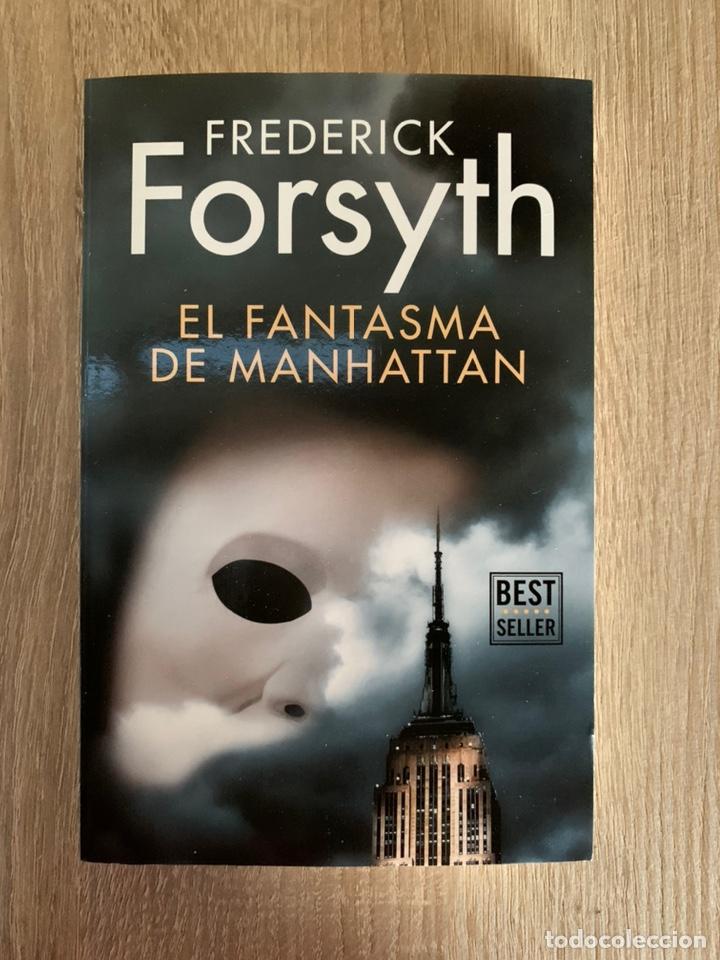EL FANTASMA DE MANHATTAN DE FREDERICK FORSYTH - NUEVO (Libros Nuevos - Literatura - Narrativa - Novela Negra y Policíaca)