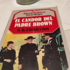Libros: EL CANDOR DEL PADRE BROWN. Lote 195426326