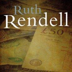 Libros: EL LAGO DE LAS TINIEBLAS DE RUTH RENDELL. - PENGUIN RANDOM HOUSE, 2017 (NUEVO). Lote 198741895