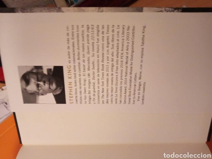 Libros: LIBRO STEPHEN KING EL VISITANTE NOVELA 2018 - Foto 2 - 198848455