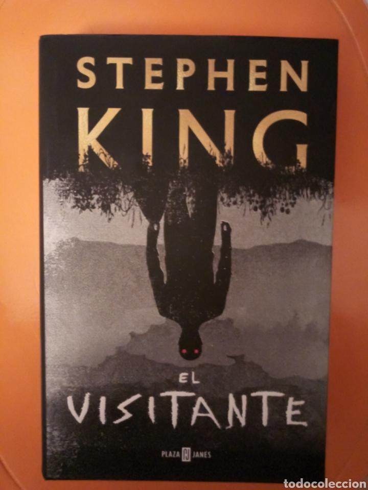 LIBRO STEPHEN KING EL VISITANTE NOVELA 2018 (Libros Nuevos - Literatura - Narrativa - Novela Negra y Policíaca)