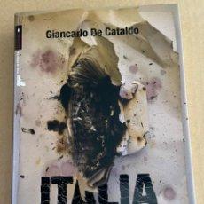 Libros: ITALIA COSA NOSTRA (CRIMINAL (ROCA)) - DI CATALDO, GIANCARLO. Lote 198657447