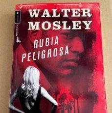 Libros: RUBIA PELIGROSA (CRIMINAL (ROCA)) - MOSLEY, WALTER. Lote 198657462