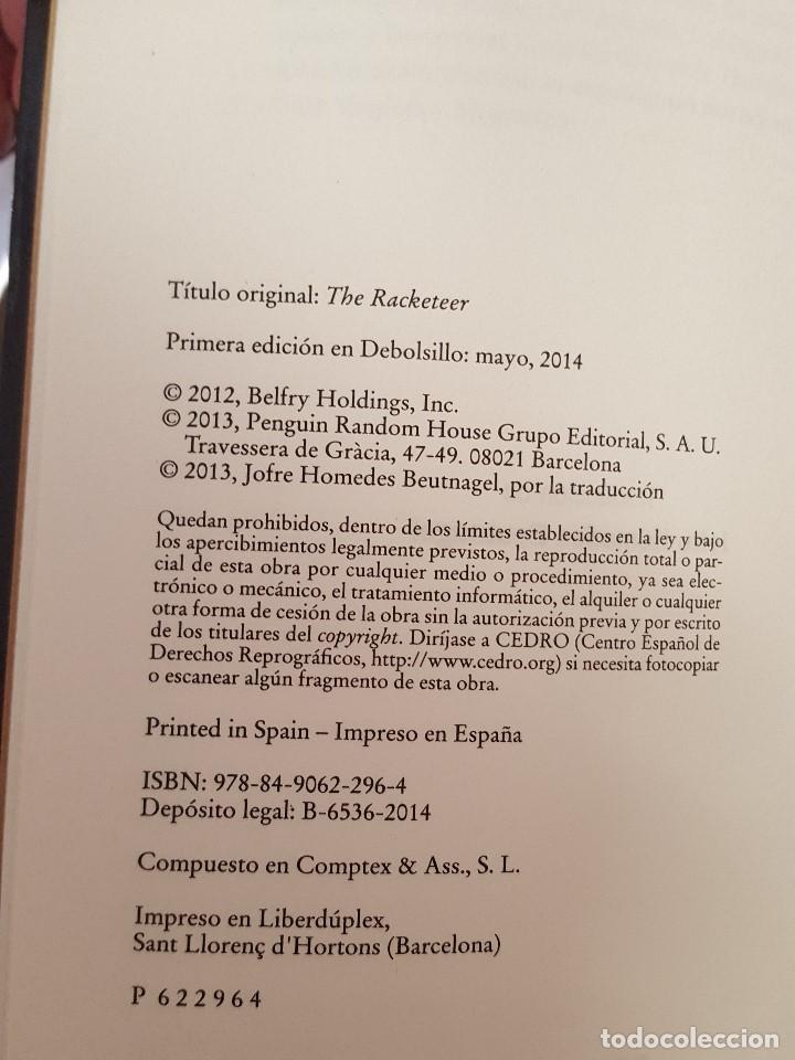 Libros: LIBRO / EL ESTAFADOR / JOHN GRISHAM / PRIMERA EDICION EN DEBOLSILLO, MAYO 2014 - Foto 2 - 199842302