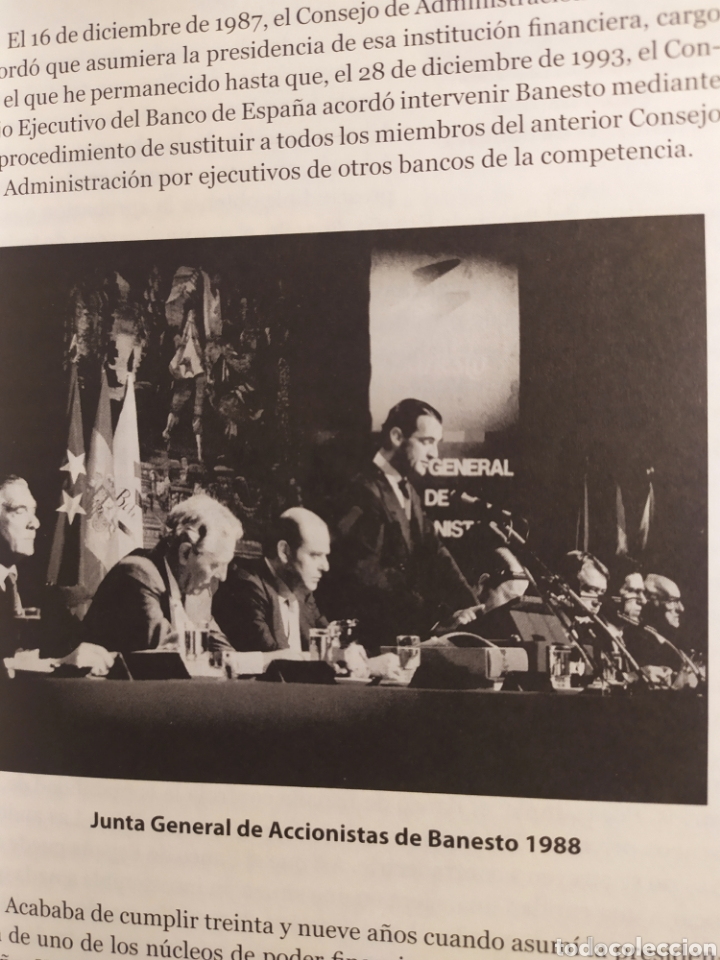 Libros: El sistema mi experiencia del poder por Mario Conde 2° edicion, 371 pg. - Foto 4 - 200362141