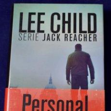 Libros: PERSONAL, JACK REACHER XIX: VIII PREMIO RBA DE NOVEL NEGRA 2014 (NOVELA POLICÍACA BIB) - CHILD, LEE. Lote 203534906