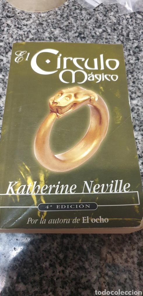 EL CÍRCULO MÁGICO KATHERINE NEVILLE (Libros Nuevos - Literatura - Narrativa - Novela Negra y Policíaca)