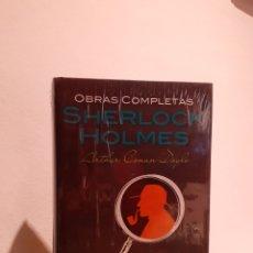 Libros: OBRAS COMPLETAS SHERLOCK HOLMES. Lote 205778157