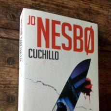 Libros: CUCHILLO DE JO NESBO. Lote 207006510