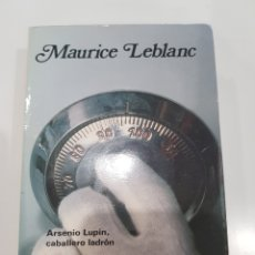 Libros: MAURICIO LEBLANC ,AGUILAR ,1980. Lote 210693490