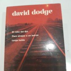 Libros: DAVID DODGE , AGUILAR,1980. Lote 210693606